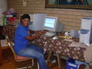 Thembi computer course