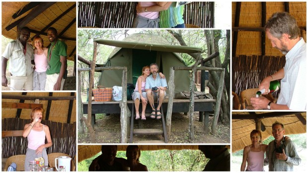 Mfolosi Wilderness walk 1999 & 2005-002