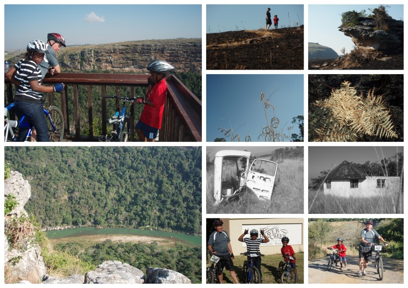 The Old Pont collage 5