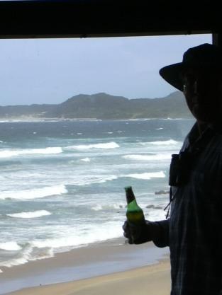 Wild Coast walk_2004 Candys Beach Hse (3)