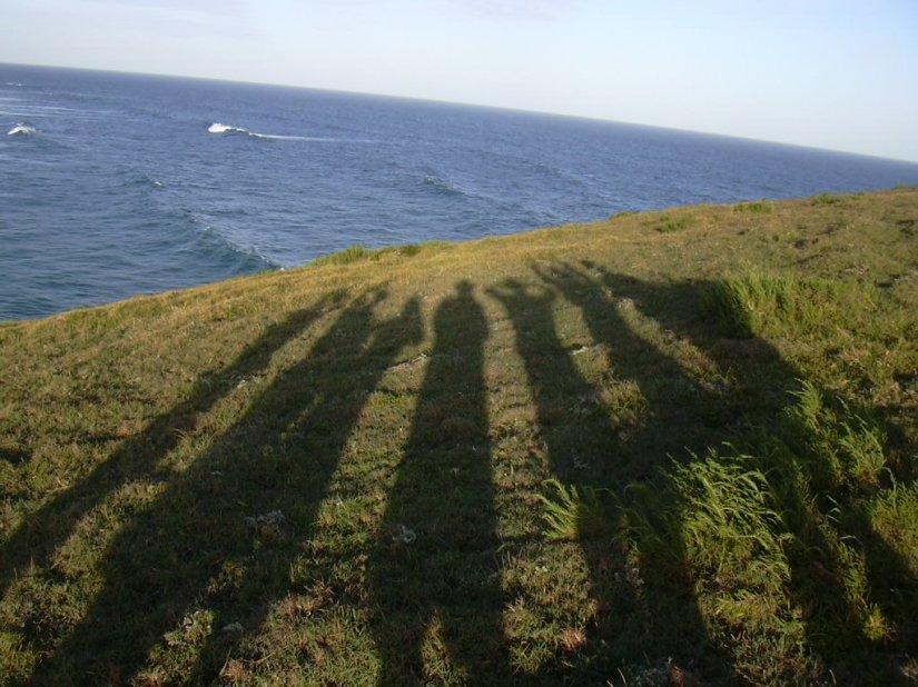 Wild Coast walk_2004 Morgan Bay (2)