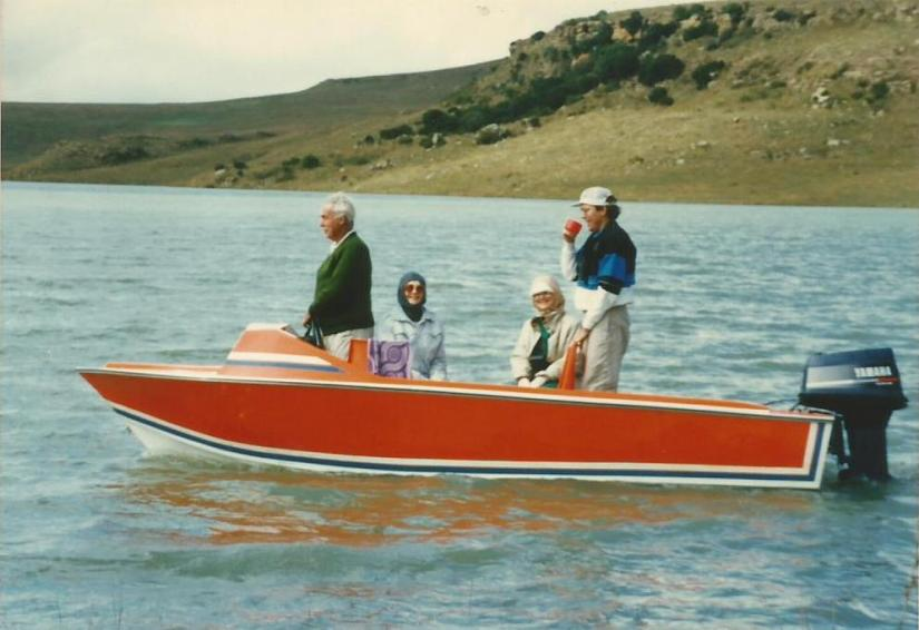 1990 April Sterkfontein 50002