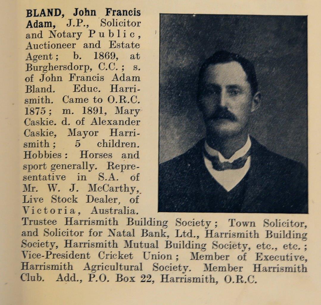JFA Bland II